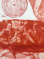 Stoned Moon - Ape 1970 Limited Edition Print by Robert Rauschenberg - 4