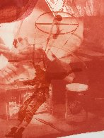 Stoned Moon - Ape 1970 Limited Edition Print by Robert Rauschenberg - 5