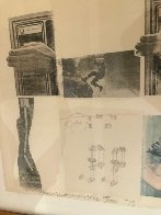 Untitled Collage PP 1979 Limited Edition Print by Robert Rauschenberg - 2