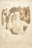 Tanya 1974 Limited Edition Print by Robert Rauschenberg - 1
