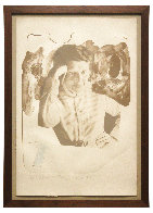 Tanya 1974 Limited Edition Print by Robert Rauschenberg - 2