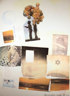 Support - 1973 Limited Edition Print by Robert Rauschenberg