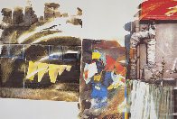Source (From Speculations) 1996 Limited Edition Print by Robert Rauschenberg - 0