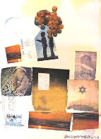 Support -1973 HS Limited Edition Print by Robert Rauschenberg - 0
