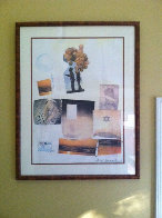 Support -1973 HS Limited Edition Print by Robert Rauschenberg - 2
