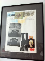 Poster for Peace - 1970 Limited Edition Print by Robert Rauschenberg - 1