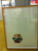 L.A. Flakes - 400' And Falling, And 2003 Limited Edition Print by Robert Rauschenberg - 1
