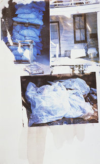 Daydream (Speculations) - 1997 70x43 Limited Edition Print by Robert Rauschenberg