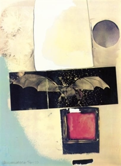 Rays - 1973 AP Limited Edition Print by Robert Rauschenberg