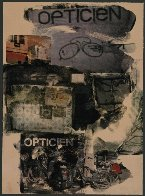 Site - 2000 Limited Edition Print by Robert Rauschenberg - 1