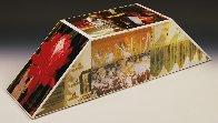 Tibetan Keys (Double Bevel) Sculpture 1987 Sculpture by Robert Rauschenberg - 0