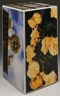 Tibetan Keys (Rectangle) Sculpture 1987 Sculpture by Robert Rauschenberg