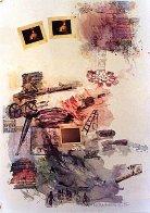 Lichen 1972 Limited Edition Print by Robert Rauschenberg - 0