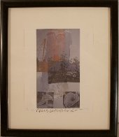 Tanya Veil (Whale) 1994 Limited Edition Print by Robert Rauschenberg - 1