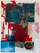 Quarry 1968 Limited Edition Print by Robert Rauschenberg - 0