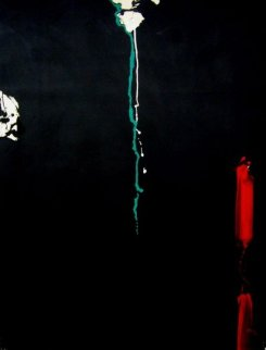 Irish 1990 67x52 Original Painting - Ben Ray