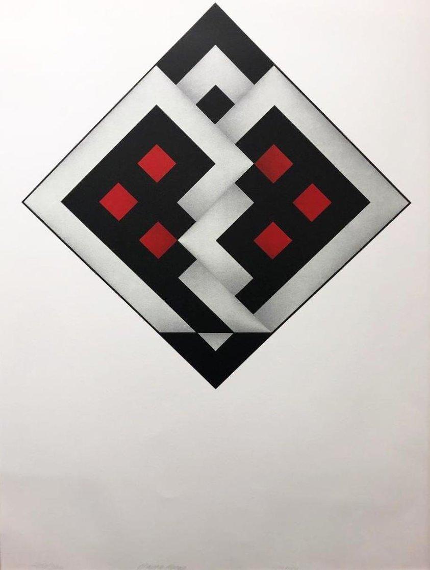 I Sammas Limited Edition Print by Omar Rayo
