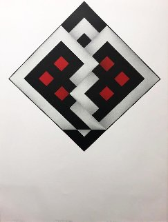 I Sammas Limited Edition Print - Omar Rayo