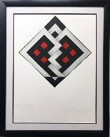 I Sammas Limited Edition Print by Omar Rayo - 1