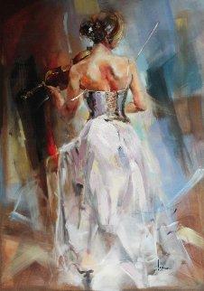 Soul Enchanted Limited Edition Print - Anna Razumovskaya