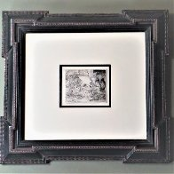 Adoration of the Shepherds Limited Edition Print by  Rembrandt - 1