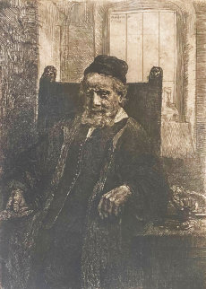Goldsmith Limited Edition Print -  Rembrandt