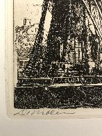 Windmill Limited Edition Print by  Rembrandt Millennium Edition  - 1