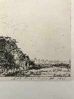 Windmill Limited Edition Print by  Rembrandt Millennium Edition  - 2