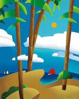 Tide is High 2005 Limited Edition Print by Rene Lalonde