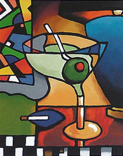 Dry Martini 2004 Limited Edition Print by Rene Lalonde