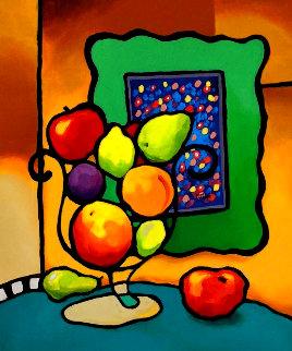 Nature Morte a Saveur De Fruits Limited Edition Print - Rene Lalonde