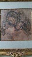 Maternite, Grande Planche 1912 Limited Edition Print by Pierre Auguste Renoir - 2