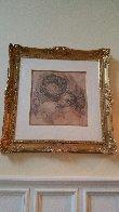 Maternite, Grande Planche 1912 Limited Edition Print by Pierre Auguste Renoir - 1