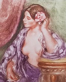 La Vie Et De Pierre Auguste Renoir Limited Edition Print - Pierre Auguste Renoir