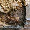 Woman With Tambourine III Bronze Sculpture 1988 36x24 Sculpture by Pierre Auguste Renoir - 5