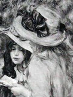 Les Deux Soeurs 1894 Limited Edition Print - Pierre Auguste Renoir
