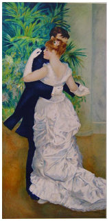 La Danse a La Ville (Dance in the City) Limited Edition Print - Pierre Auguste Renoir