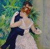 La Danse a La Ville (Dance in the City) Limited Edition Print by Pierre Auguste Renoir - 1