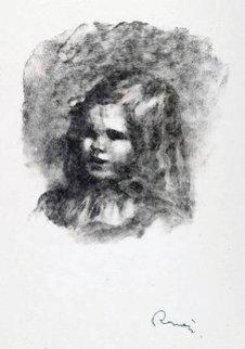 Claude Renoir, Tourne a Gauche 1904 Limited Edition Print - Pierre Auguste Renoir