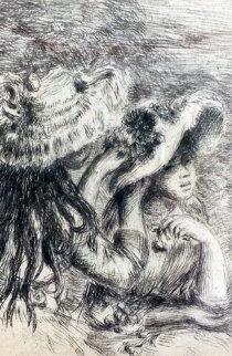 La Chapelle Pignon 1894 Limited Edition Print - Pierre Auguste Renoir