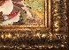 Lotus 2010 18x15 Original Painting by Alexandre Renoir - 3