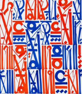Untitled (For Art Alliance in Chicago) 2014 Limited Edition Print -  RETNA