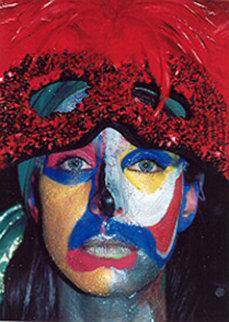 S.G. AP 2000 Limited Edition Print - Shahrokh Rezvani