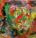 Peace Maker #3 Original Painting by Shahrokh Rezvani - 0