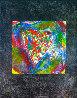 Passionate Heart #1 2009 Original Painting by Shahrokh Rezvani - 1