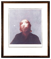 A Portrait of the Artist By Francis Bacon  1970 Limited Edition Print by Richard Hamilton - 1