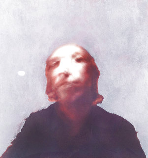 A Portrait of the Artist By Francis Bacon  1970 Limited Edition Print - Richard Hamilton