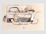 Hers is a Lush Situation, 1957, 1982 Limited Edition Print by Richard Hamilton - 1