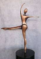 She Dances Bronze Sculpture 1994 42 in Sculpture by Robert Holmes - 3