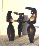 Bolero Bronze Sculpture 1990 18 in Sculpture by Robert Holmes - 2